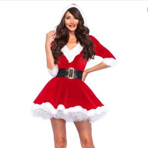 Leg Avenue Mrs. Claus costume